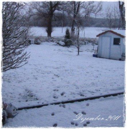 Hausfassade / Außenansichten 'Winter 2011'