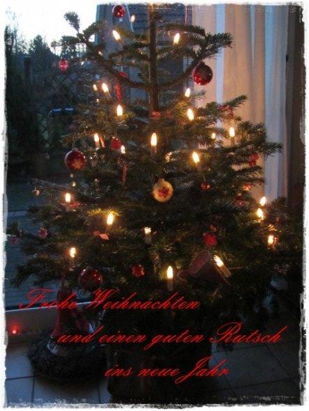 Weihnachtsdeko 'Advent 2011 '