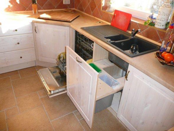 Küche 'Massivholzküche'