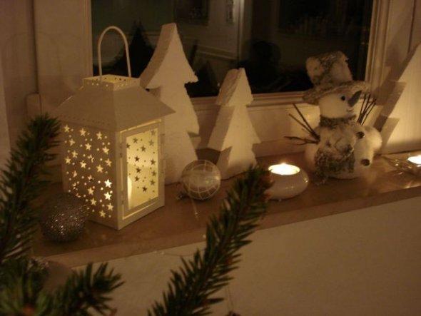 Weihnachtsdeko 39 weihnachten 2 39 my home kroatien for Weihnachtsdeko fensterbank