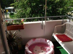 mein kleiner schlichter balkon