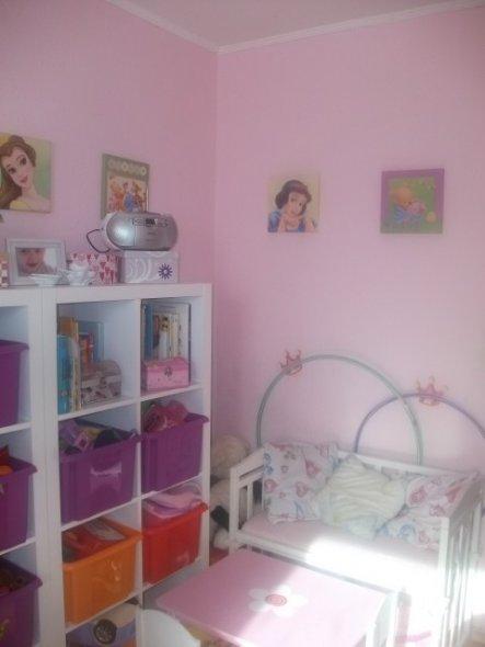 Kinderzimmer 'Lillys Reich'