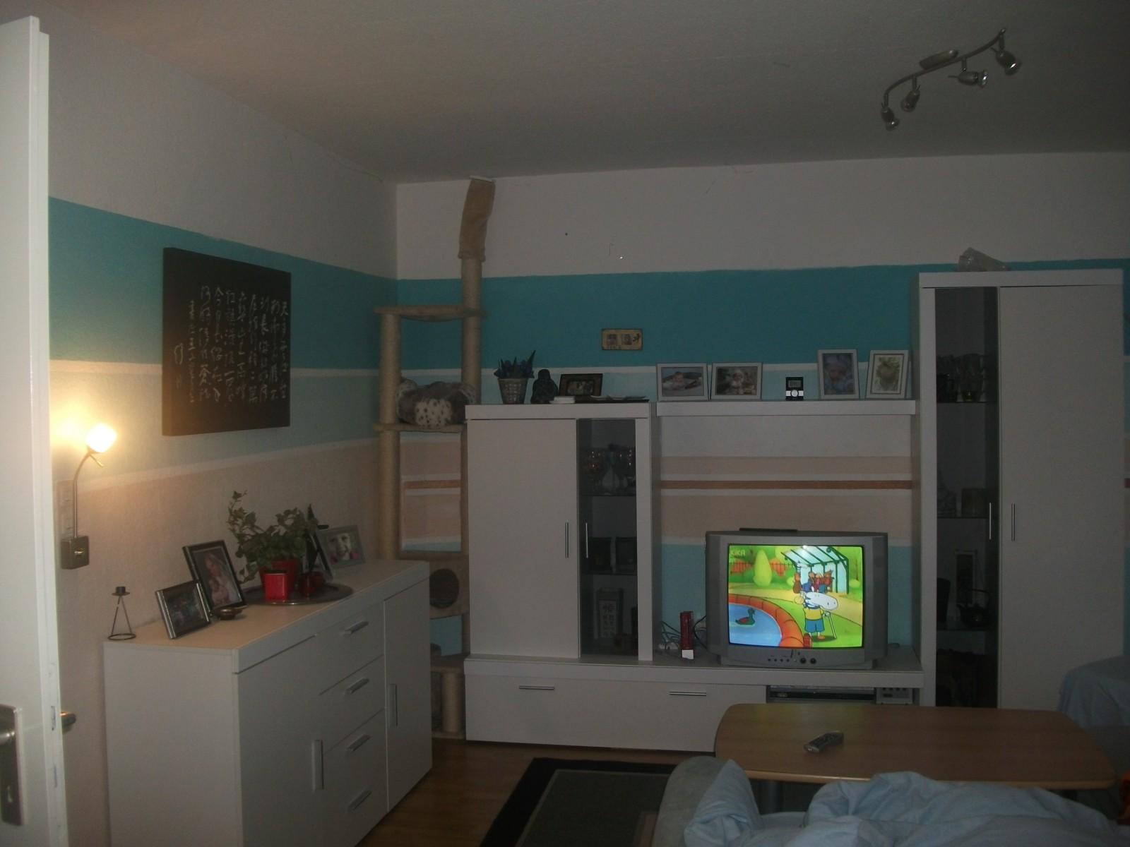 wohnzimmer 39 neues wohnzimmer 39 alte wohnung zimmerschau. Black Bedroom Furniture Sets. Home Design Ideas