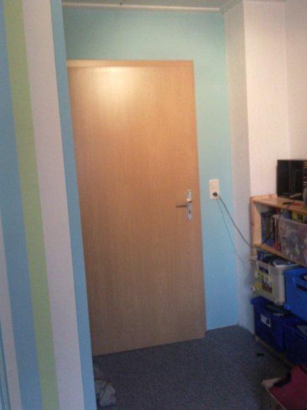 Kinderzimmer 'Umgebauter Raum'