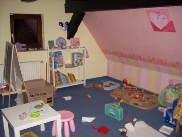 Kinderzimmer 'Lenis Mädchen(t)raum - ALT'