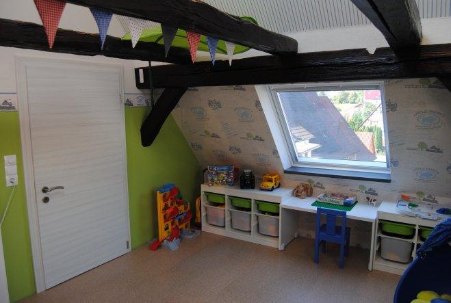 Kinderzimmer 'Alexanders Reich'