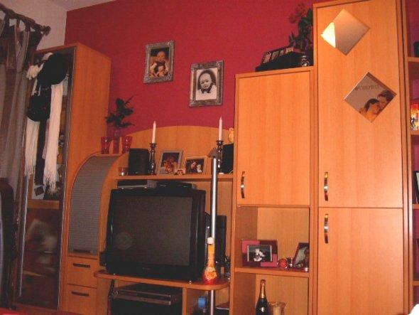 Schlafzimmer 'Neue Wohnung-Wohn und Schlafbereich' - Klein aber ...