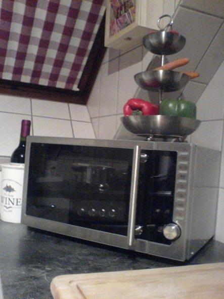 Küche 'Mini-Küche'