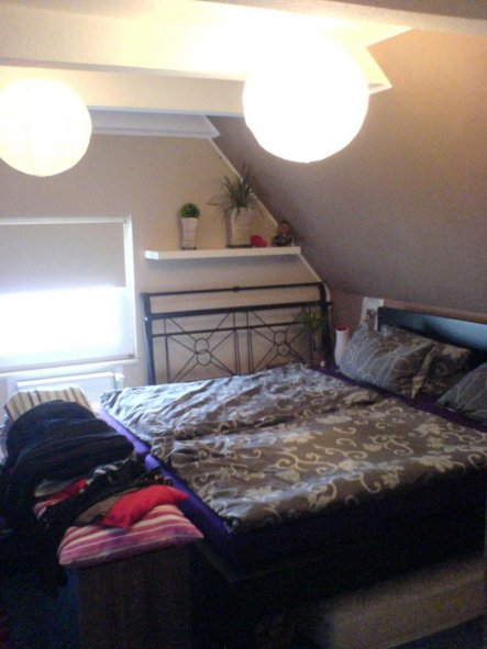 Schlafzimmer 'Sleep well '