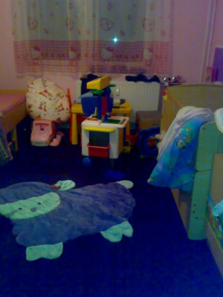 Kinderzimmer 'Jayenne´s und Jamira´s Reich'