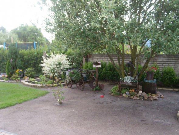 Garten 'Ein bisschen von draussen'