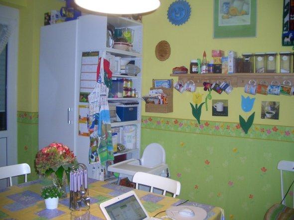Küche 'Unsere Wohnküche'
