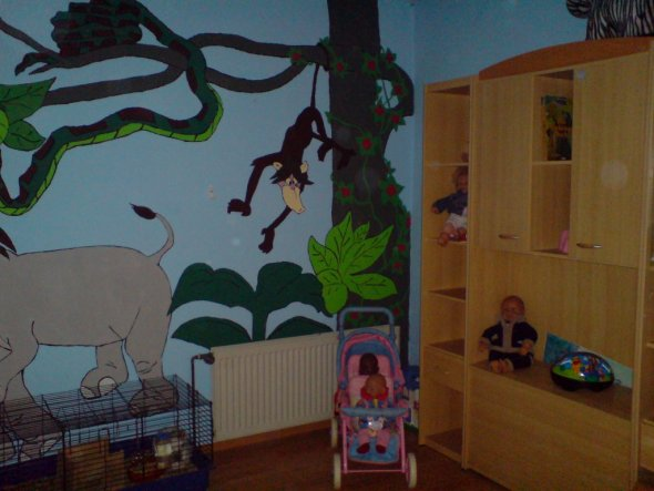 Kinderzimmer 39 das dschungelzimmer 39 mein domizil ist for Kinderzimmer jasmin
