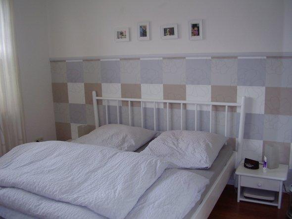 Schlafzimmer 'freu... fertig....'