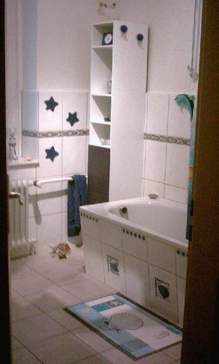 bad 39 badezimmer 39 unsere erste wohnung zimmerschau. Black Bedroom Furniture Sets. Home Design Ideas