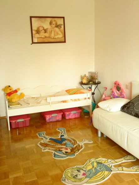 Kinderzimmer mädelswohnung von bluesun - 23658 - Zimmerschau