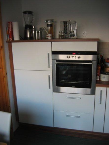 Küchenzeile mit hochbackofen  Küche 'Küche' - 80qm Höhle - Zimmerschau