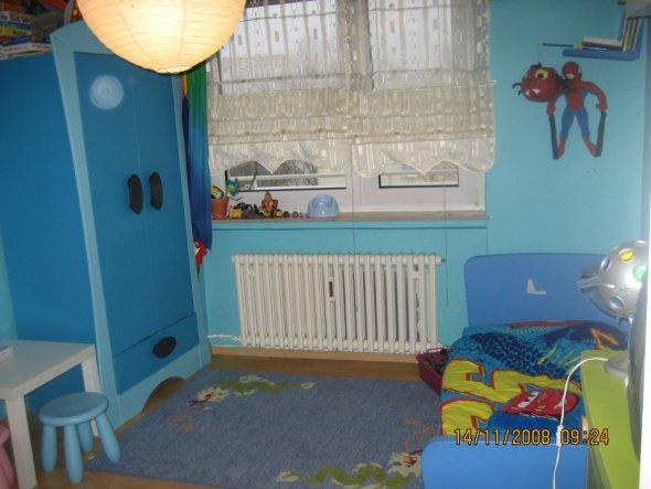 Kinderzimmer 'Prinzessin+Prinzzimmer=Geschwisterzimmer'