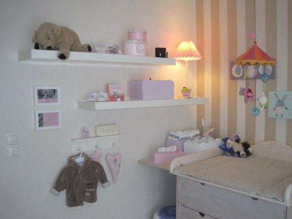 Kinderzimmer 'Unsere Maus ist endlich da!'