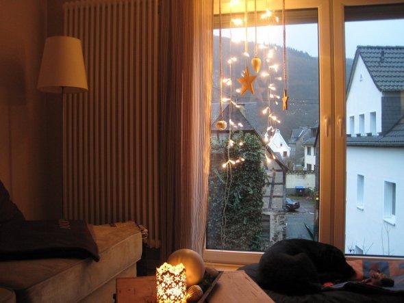 Weihnachtsdeko 'Merry Christmas 2012'