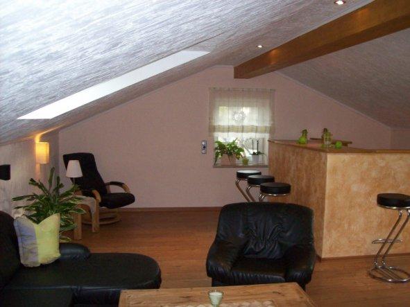 Wohnzimmer 'Multimedia Studio'