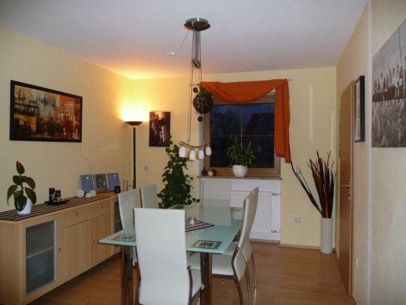 wohnzimmer 39 wohn und essbereich 39 m usezimmer zimmerschau. Black Bedroom Furniture Sets. Home Design Ideas