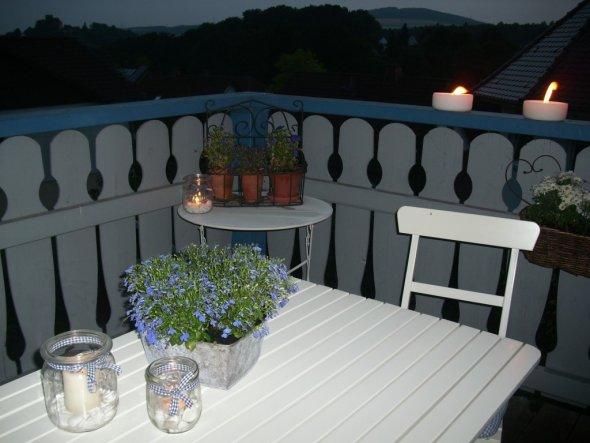 Terrasse / Balkon 'Balkon 2009'