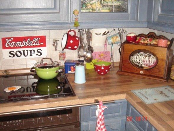Wohnzimmer 'Küche'