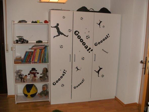 Kinderzimmer 'Julius sein Reich'