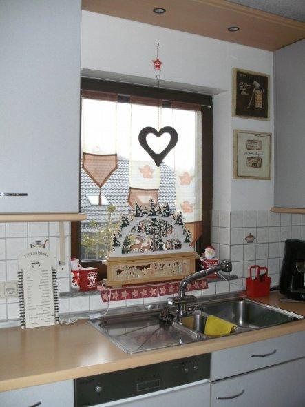 Küche 'Wohnküche'