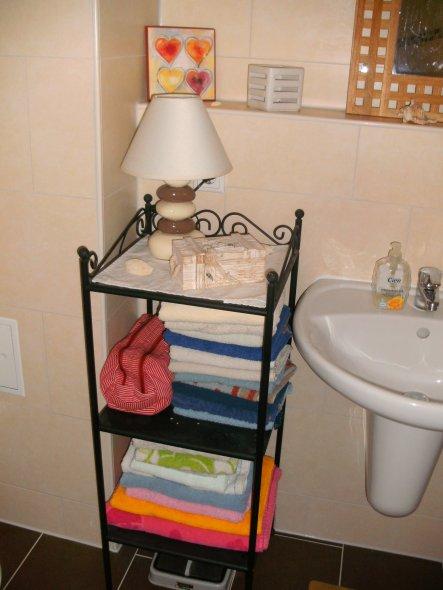 Bad 'Pippi-Lounge für Gäste'
