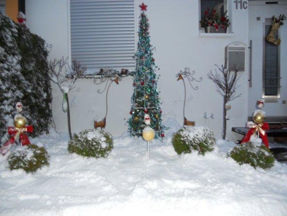 Garten 'Weihnachten'
