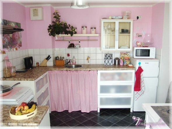 Wohnzimmer 'WohnSchlafzi' - Ikea-Aussenlager ;o) - Zimmerschau