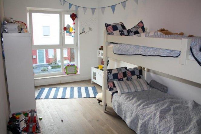 Kinderzimmer 39 mamas jungs 39 vivir y amar zimmerschau - Kleines babyzimmer ...