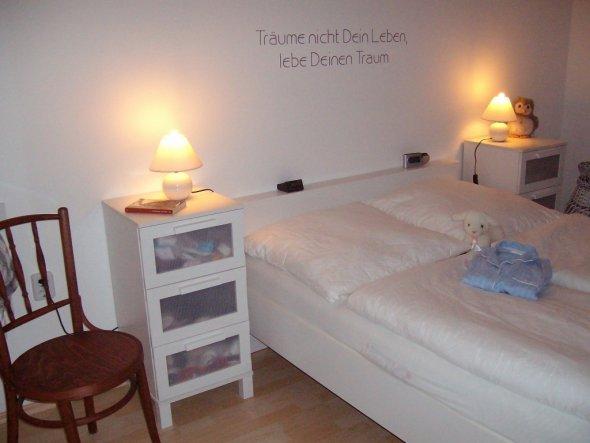 Schlafzimmer 'Schlafgemach:))'