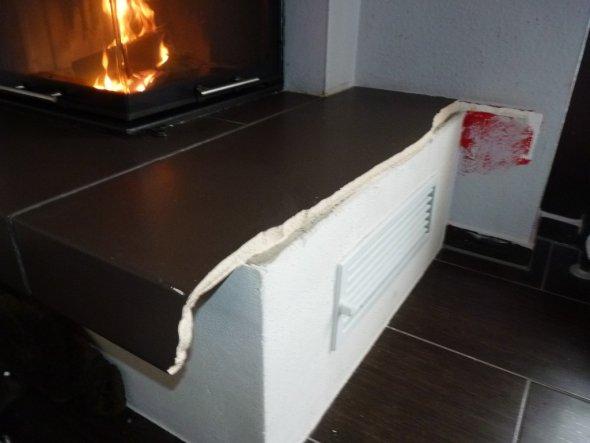 Wohnzimmer 'hauptsache man kann noch feuern '