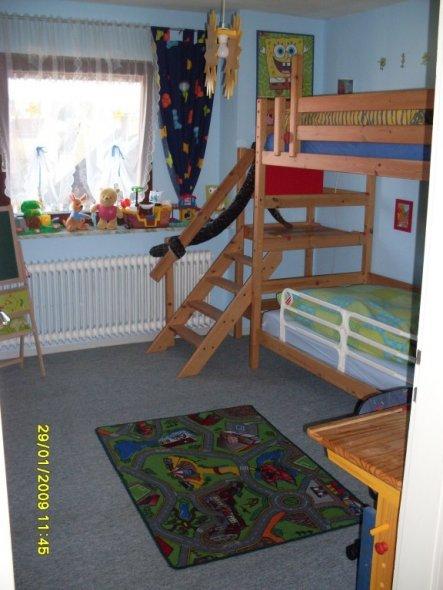 kinderzimmer 39 jungszimmer 39 mein heim zimmerschau. Black Bedroom Furniture Sets. Home Design Ideas