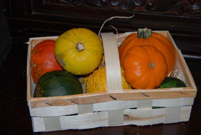 Wohnzimmer 'Herbst deko 09'