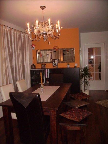 wohnzimmer 39 unsere 4 w nde 39 unser domizil zimmerschau. Black Bedroom Furniture Sets. Home Design Ideas