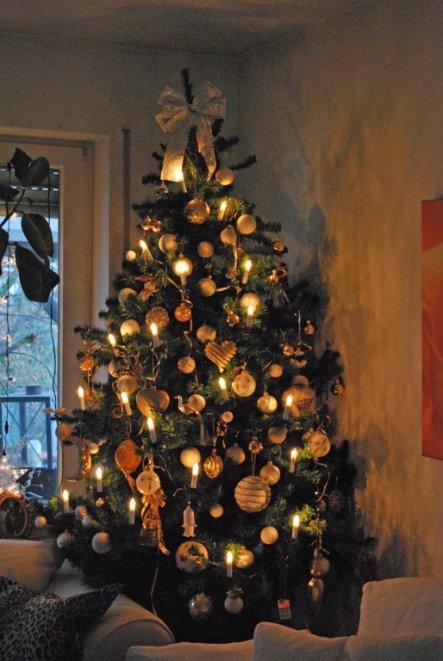 Weihnachtsdeko 'Weihnachstbaum'