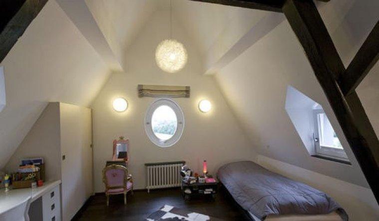 das schlafzimmer meiner tochter.