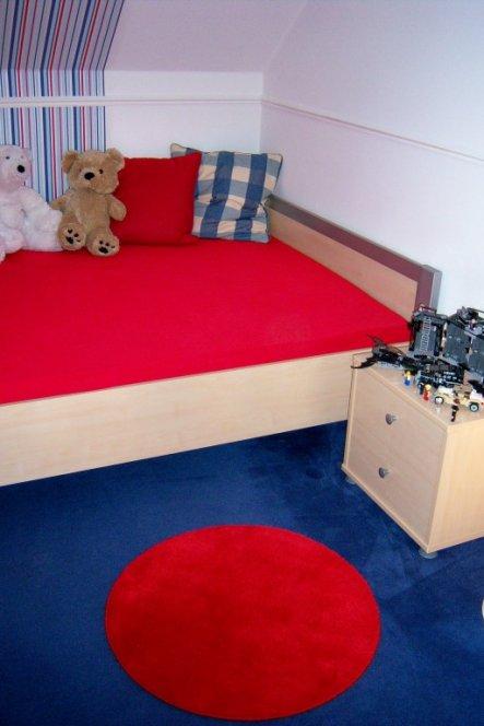 Kinderzimmer 'Jamies neue Räuberhöhle'