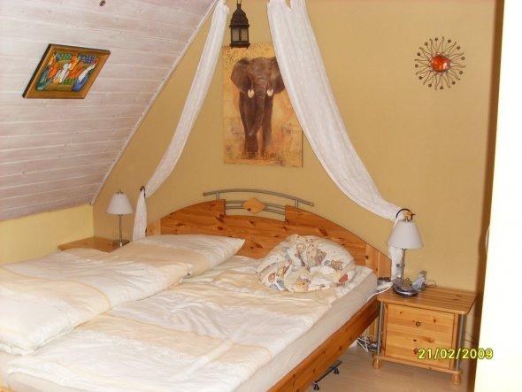 Schlafzimmer 'Mein Traum von Afrika'