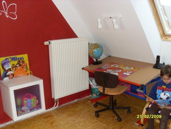 Kinderzimmer 39 m dchenzimmer 39 mein domizil zimmerschau for Mein zimmer einrichten