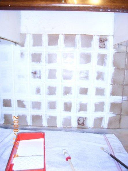 tipp von littlelinus neuen fliesenspiegel leicht gemacht zimmerschau. Black Bedroom Furniture Sets. Home Design Ideas