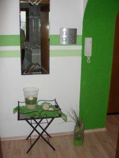 grüner Flur
