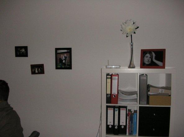 Arbeitszimmer / Büro 'unfertiges Arbeitszimmer '