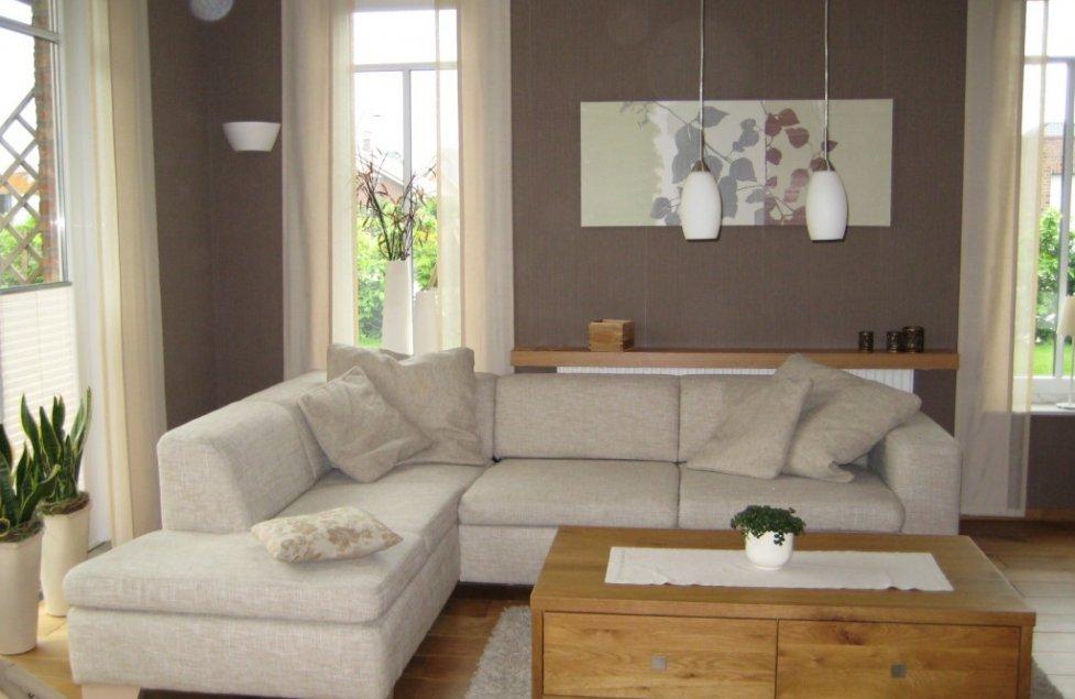 wohnideen wohnzimmer mit tapeten – Dumss.com