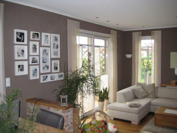 wohnzimmer 39 wohn und esszimmer 39 unser heim schegal zimmerschau. Black Bedroom Furniture Sets. Home Design Ideas