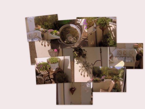 Terrasse / Balkon 'Mein kleiner Minibalkon'